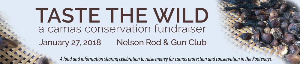 A camas conservation fundraiser